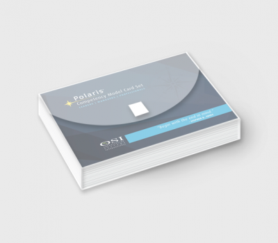 Polaris® Competency Model Travel Deck – Envelope