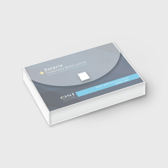 Polaris® Competency Model Travel Deck – Envelope